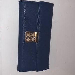 Navy blue purse/crossbody